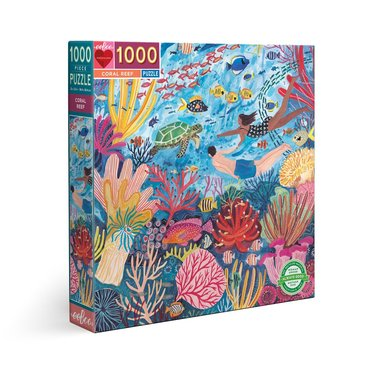 Coral Reef - Puzzel (1000)