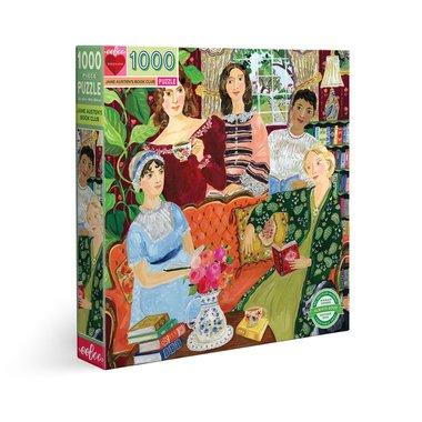 Jane Austen's Book Club - Puzzel (1000)