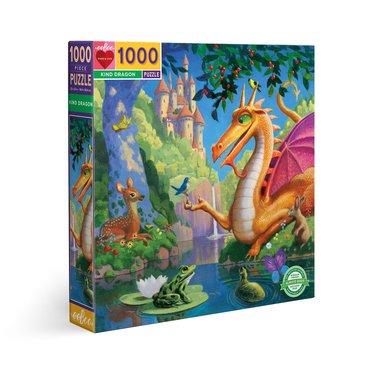 Kind Dragon - Puzzel (1000)
