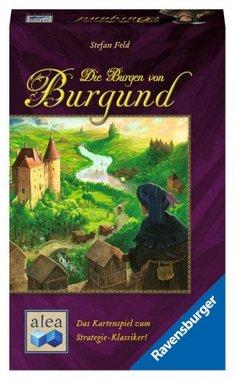 The Castles of Burgundy: Het Kaartspel