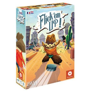 Flick 'em Up! (Plastic versie)