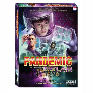 Pandemic: In het Lab