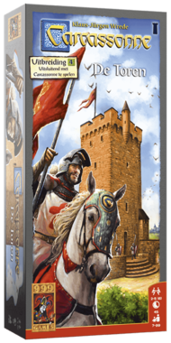 Carcassonne: De Toren (Uitbreiding 4)