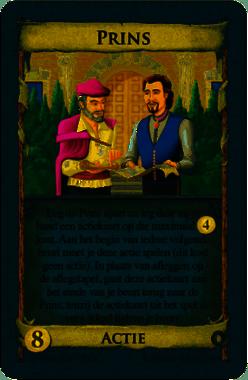 Promo Dominion: Prins