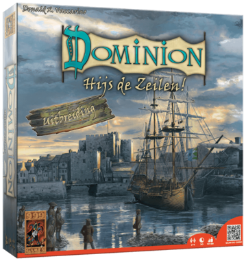 Dominion: Hijs de Zeilen (Uitbreiding)