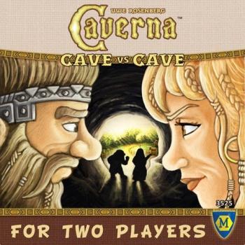 Caverna: Cave vs Cave [ENG]