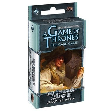 A Game of Thrones: The Card Game - The Captain's Command