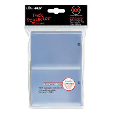Ultra Pro Board Game Sleeves: Standard (66x91mm) - 100 stuks