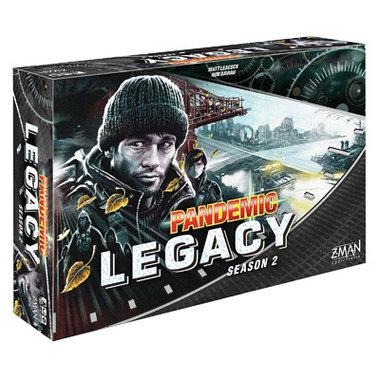 Pandemic Legacy: Season 2 (Engels/Zwart)