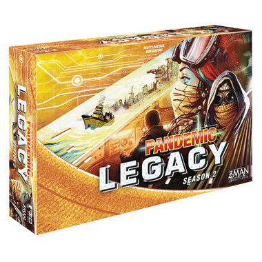 Pandemic Legacy: Season 2 (Engels/Geel)