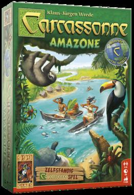 Carcassonne: Amazone