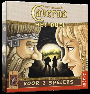 Caverna: Het Duel (NL)