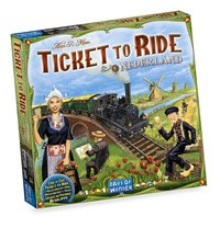 Ticket To Ride - Map Collection: Nederland