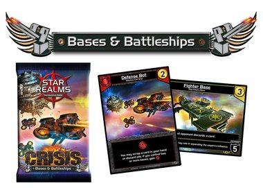 Star Realms: Crisis - Bases & Battleships