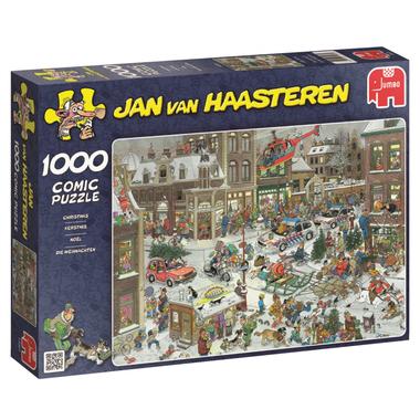 Kerstmis - Jan van Haasteren (1000)