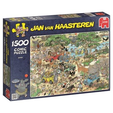 Safari - Jan van Haasteren (1500)