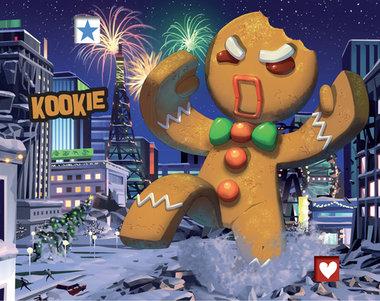 King of Tokyo/King of New York: Kookie