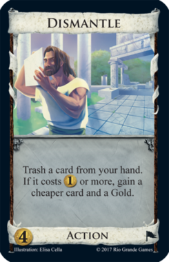 Promo Dominion: Dismantle