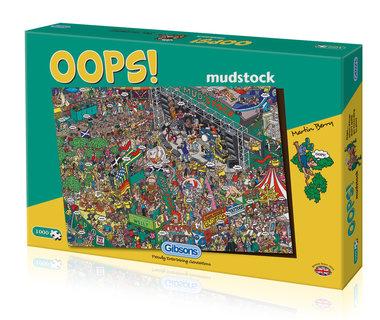 Oops! Mudstock (1000)