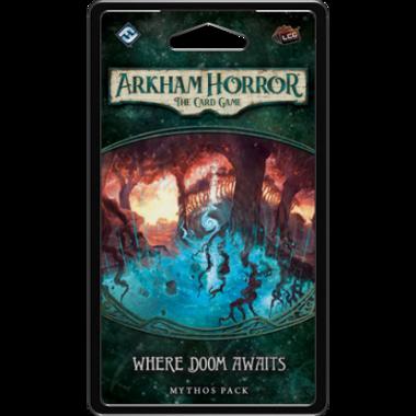 Arkham Horror: The Card Game – Where Doom Awaits