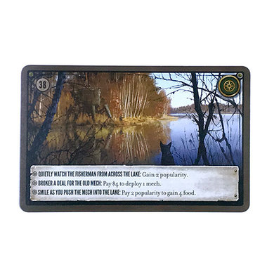 Scythe: Promo Encounter Card 38