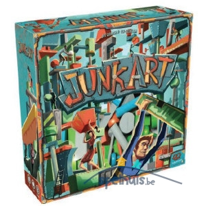 Junk Art (Plastic versie)