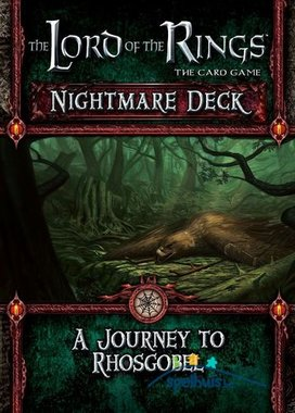 The Lord of the Rings LCG: The Card Game - A Journey to Rhosgobel (Nightmare Deck)