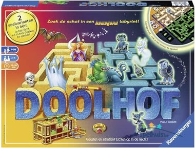Doolhof: Glow in the Dark