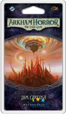 Arkham Horror: The Card Game – Dim Carcosa