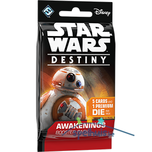 Star Wars: Destiny - Awakenings Booster Pack