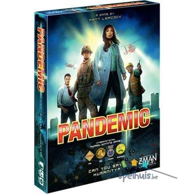 Pandemic [Engelse versie]