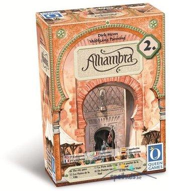 Alhambra: De Poorten van de Stad