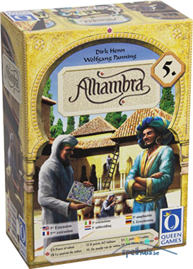 Alhambra: De Macht van de Sultan