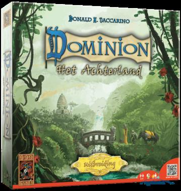 Dominion: Het Achterland (Uitbreiding)