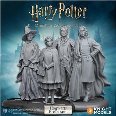 Harry Potter Miniatures Adventure Game: Hogwarts Professors (Miniatures Pack)