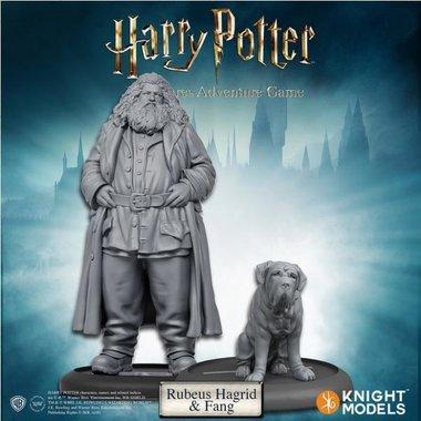 Harry Potter Miniatures Adventure Game: Rubeus Hagrid (Miniatures Pack)