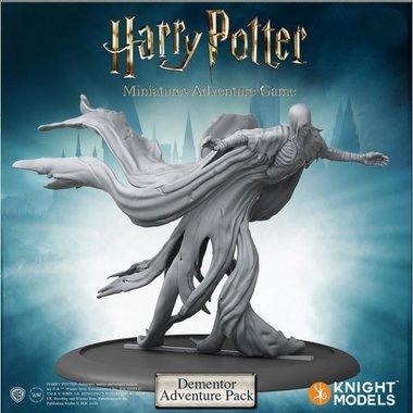 Harry Potter Miniatures Adventure Game: Dementor (Adventure Pack)