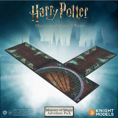 Harry Potter Miniatures Adventure Game: Ministry of Magic (Adventure Pack)