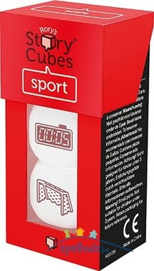 Rory's Story Cubes: Sport/Score