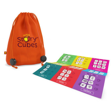 Rory's Story Cubes: Collector's Bag
