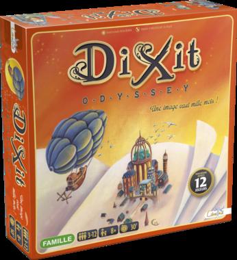 Dixit: Odyssey (Basisspel)