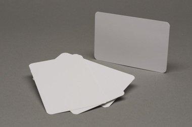 Blanco Speelkaarten (Rechthoekig)