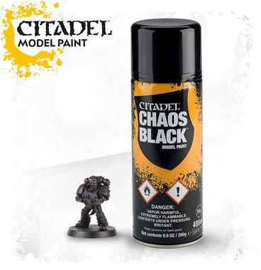 Chaos Black Spray (Citadel)