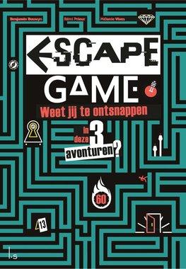 Escape Game - Weet jij te ontsnappen?