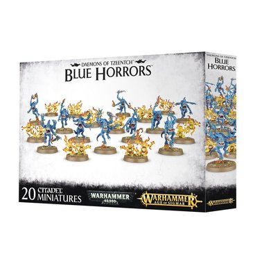 Warhammer: Age of Sigmar - Blue Horrors