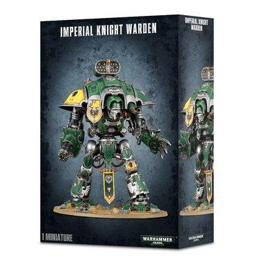 Warhammer 40,000 - Imperial Knight Warden