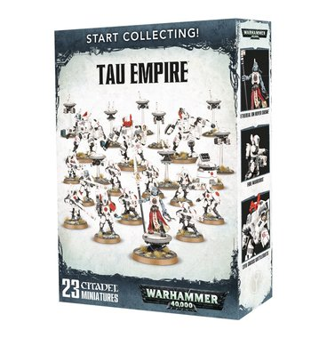 Warhammer 40,000 - Start Collecting! T'au Empire