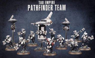 Warhammer 40,000 - Pathfinder Team