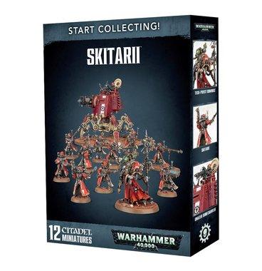 Warhammer 40,000 - Start Collecting! Skitarii