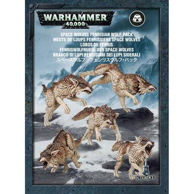Warhammer 40,000 - Fenrisian Wolves